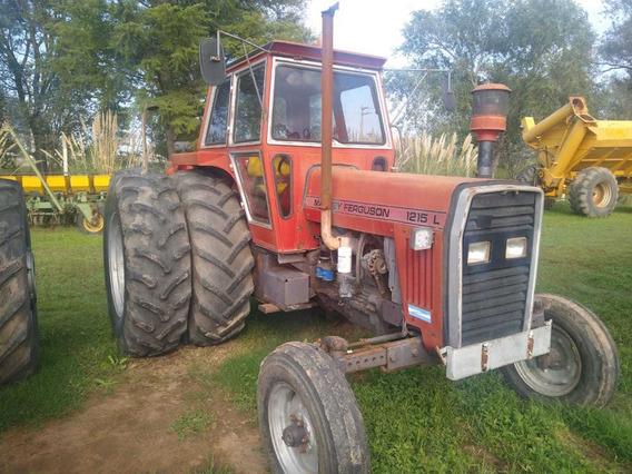 Tractor Massey Fergusson 1215