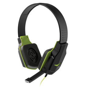 Headset Gamer Verde - Pulse