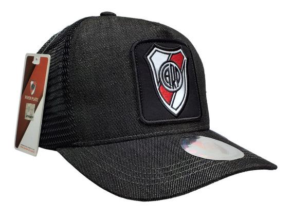Gorra Trucker River Plate Rp285 Licencia Oficial