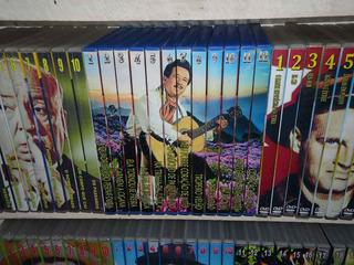 Coleção Completa Teixeirinha 12 Dvds Embalagem De Luxo