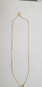 Corrente De Ouro(50cm) 2,4g De Ouro 18k.