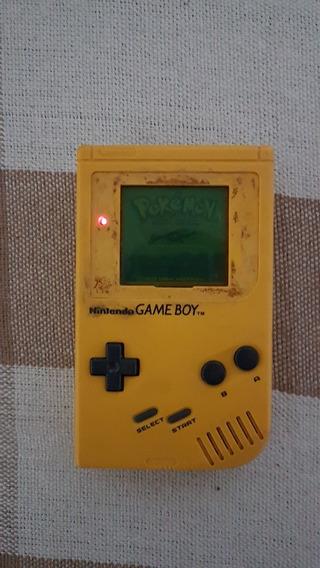 Nintendo Game Boy Classic Amarelo Banana