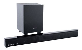Barra De Sonido Thonet Vander Dunn Ideal Smart Tv
