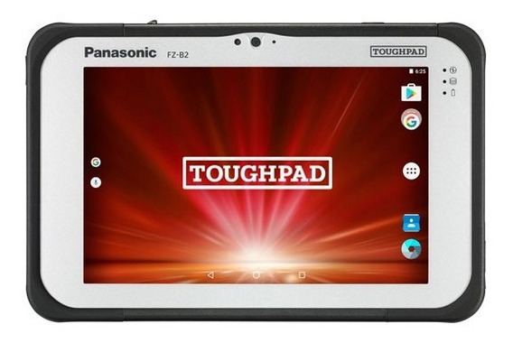 Panasonic Fz-b2d004vbm Toughpad Barcode Tablet