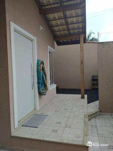 Casa No Bairro Jardim São Bento-poços De Caldas -mg. - Ca1419