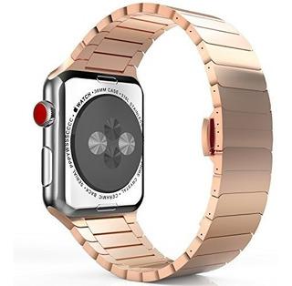 Pulso En Acero Inoxidable Para Reloj Inteligente Iwatch