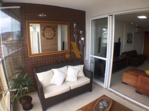 Apartamento 2 Quartos No The Garden Av. Roberto Silveira - Sqa1891b - 31974853
