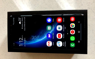 Samsung Galaxy S9 Black Edition, 64gb Pantalla Superamoled