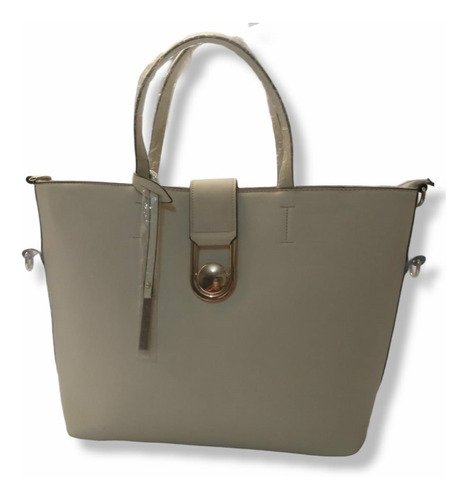 Imagen 1 de 3 de Bolsa Para Dama Jolene Couture Calidad Premium Beige