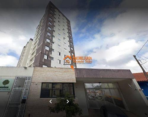 Imagem 1 de 7 de Apartamento À Venda, 53 M² Por R$ 286.000,00 - Vila Bremen - Guarulhos/sp - Ap3121