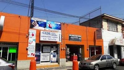 Inmueble Para Invertir En El Centro De Naucalpan!!