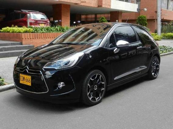 Citroën Ds3 Sport 1.6 Turbo, Muy Nuevo, Garantía !!!!