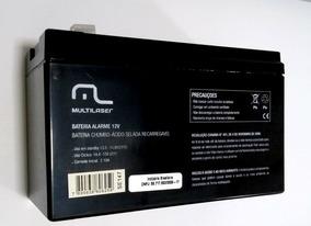 Bateria Multilaser Se147 Alarme Cerca Eletrica