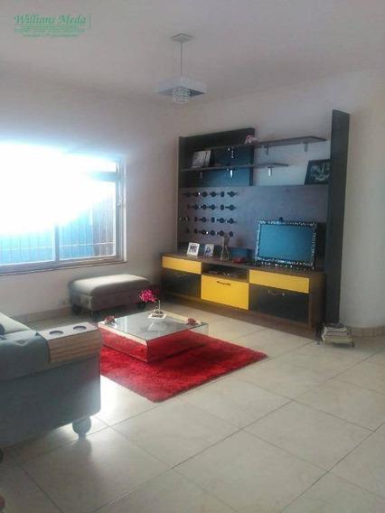 Casa Com 3 Dormitórios À Venda, 360 M² Por R$ 1.250.000 - Vila Galvão - Guarulhos/sp - Ca0693