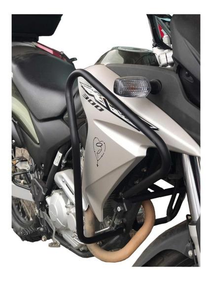 Protetor Motor E Carenagem Xre300 Xre 300