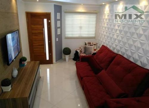 Casa Sobrado Em Vila Floresta  -  Santo André - 3281