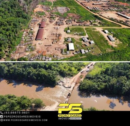 Imagem 1 de 7 de Fazenda Em Rondonia Na Divisa Com Mato Grosso, Por R$ 300.000.00 - 101,0 Hectares - /ro - Fa0278