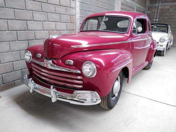 Ford Coupé 1947 Clásico