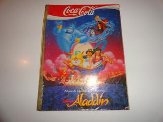 Album Cocacola Aladdin Completo Año 1993