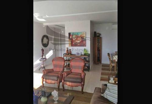 Imagem 1 de 8 de Apartamento-à Venda-barra Da Tijuca-rio De Janeiro - Svap40003