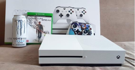 Xbox One 1 Tera Com Brindes Envio No Mesmo Dia