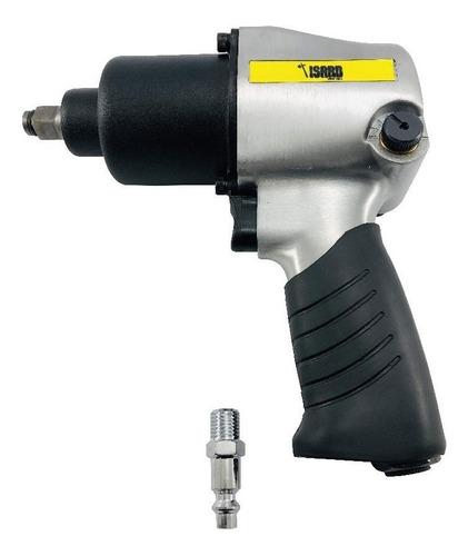 Imagen 1 de 6 de Llave Impacto Neumatica Pistola Isard 1/2 - 680 Nm