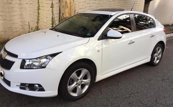 Chevrolet Cruze Ltz 1.8 Branco 16v Flex 4p Automático 2014