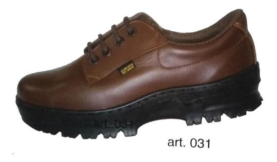 Zapato En Cuero, Base Febo.