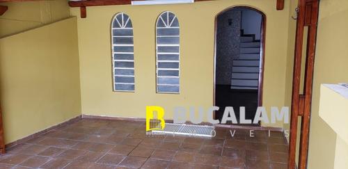 Imagem 1 de 15 de Sobrado Para Venda No Parque Pinheiros Pronto Para Morar - 4195-pg