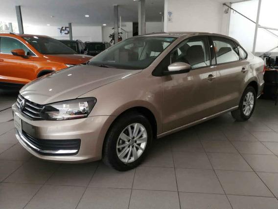 Volkswagen Vento 2019 4p Confortline L4/1.6 Man