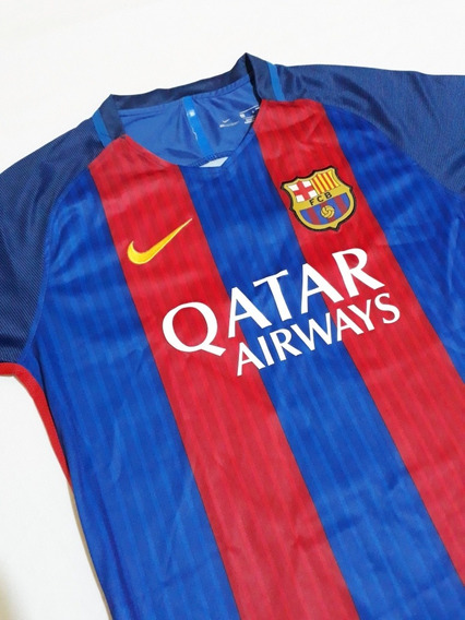 Camiseta Barcelona Neymar Jr #11 Original Talle S Adulto