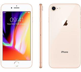 Smartphone Apple iPhone 8 64gb 2gb Ram 4,7 Ios Hexacore
