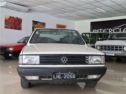 Imagem 1 de 14 de Volkswagen Gol 1.6 Gl 8v Álcool 2p Manual