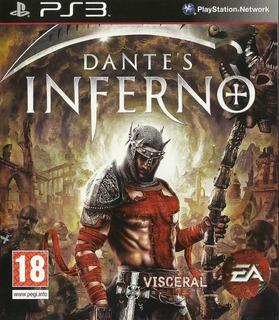Dantes Inferno Ps3 Original - Play Perú