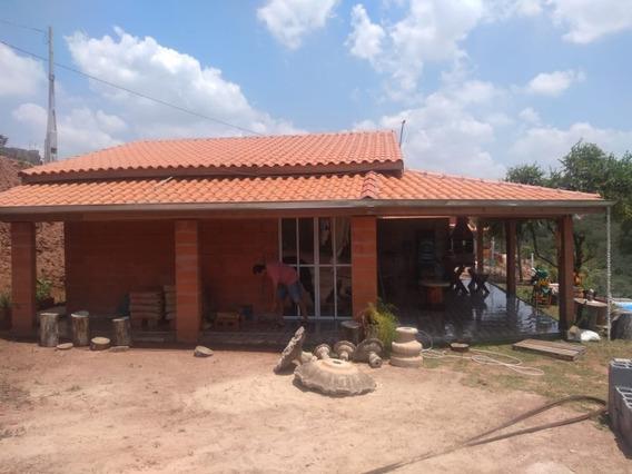 Chácara Com Área 1.000 M², Casa Com 02 Dormitórios !!