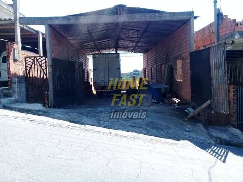 Galpão À Venda, 120 M² Por R$ 180.000 - Pimentas - Guarulhos/sp - Ga0321