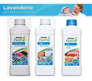 Sa8 Detergente Liquido - Suavizante - Blanqueador - Oferta