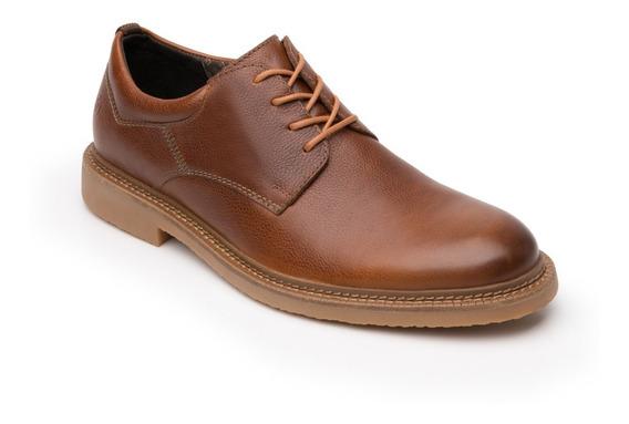 Calzado Zapato Flexi Hombre 403501 Tan Casual