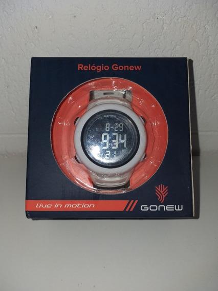 Relógio Gonew Energy 2 Branco (rl0036)
