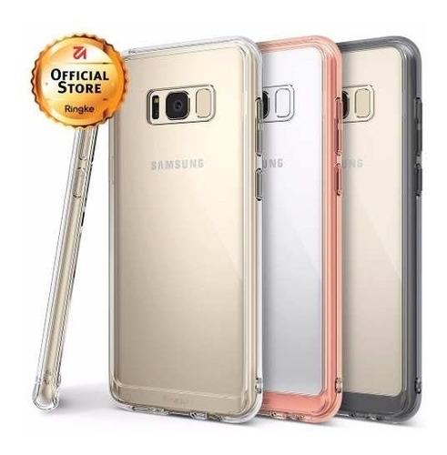 Forro Estuche Funda Antigolpe Ringke Fusion Samsung S8