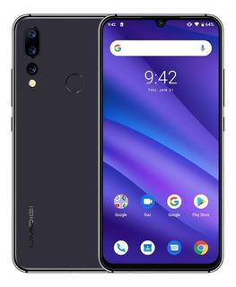 Smartphone Umidigi A5 Pro 4gb Ram 2chip 32gb Tela 6.3 Triple