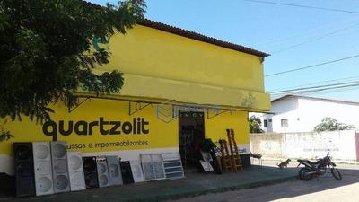 Ponto Comercial À Venda, Prefeito José Walter, Fortaleza - Lo0001. - Pt0004