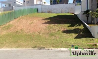 Alphaville Burle Marx: Compre Terreno Com 460m² Em Aclive - 213