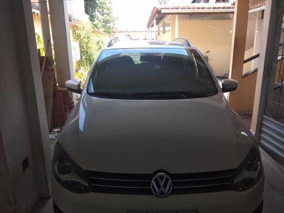 Volkswagen Spacefox 1.6 Sportline Total Flex 5p 2012