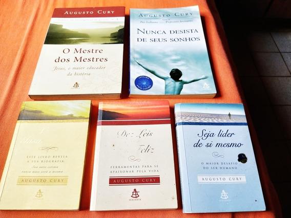 Coleção De Livros Augusto Cury