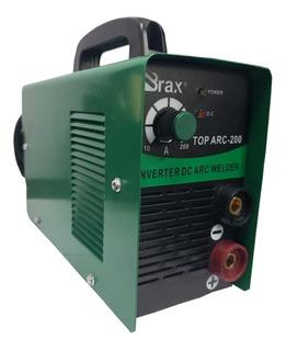 Maquina De Solda Inversora 200 Amperes 220v