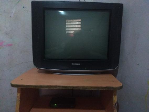 Combo Televisor Con Antena Movistar