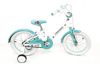 Bicicleta Infantil Nena Fire Bird Fantasy Rodado 16