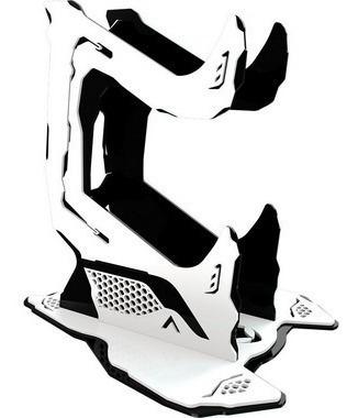 Suporte Controle Joystick Rise Venom V3 - Branco