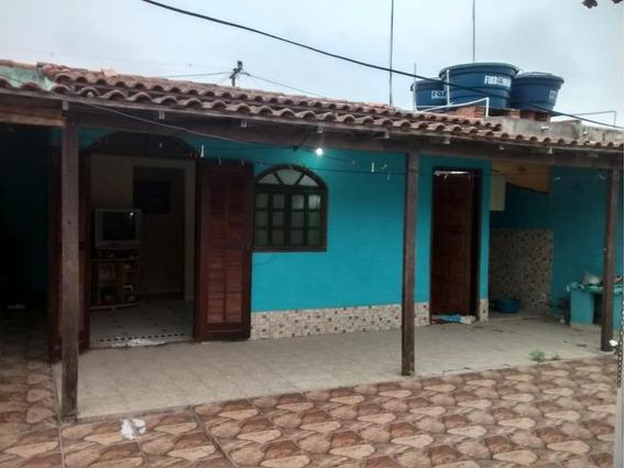 Casa Com 2 Dormitórios À Venda, 60 M² Por R$ 80.000 - Unamar - Cabo Frio/rj - Ca1303